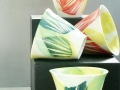 Coloured-cups